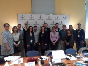 Kick-off meeting 24-25 November 2014 (Lleida, Spain)